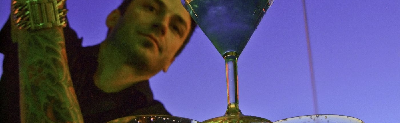 ALTITUDE Sky Bar Drinks